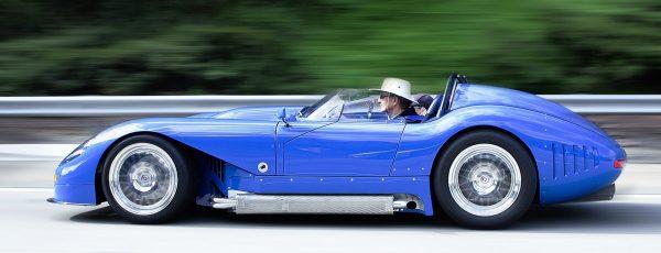 the DG Maserati