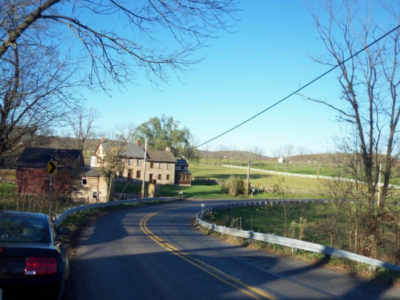 Bucks County Drive II – November 13, 2011