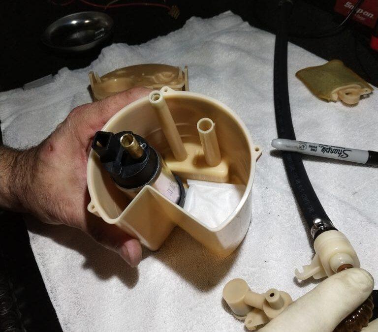 Rebuild and Upgrade Aston Martin Fuel Pump Modules