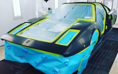 Expert Autobody for Ferrari