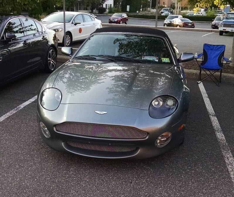 2002 Aston Martin DB7 for sale