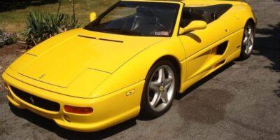 1996 Ferrari F355 Spyder