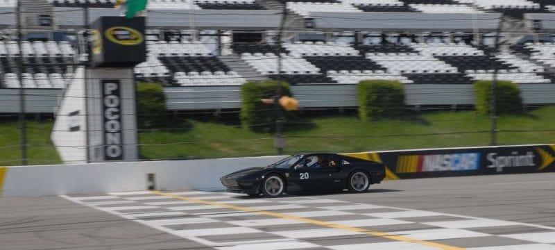 Celebration of Speed and Design Pocono Speedway