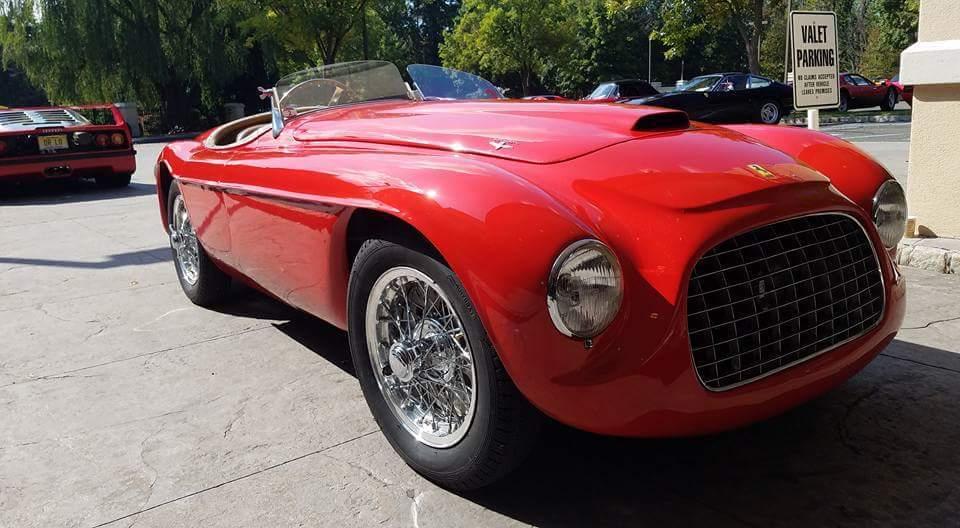 1949 Ferrari 166 SN 004