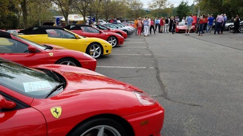2016 FCA Ferrari Fall Festival