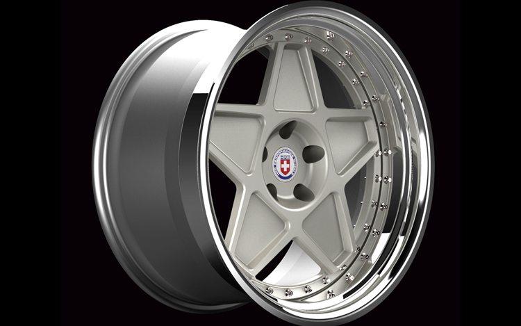 HRE Vintage wheel Series 505