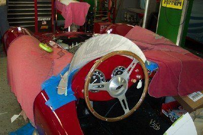 custom fabricated windscreen