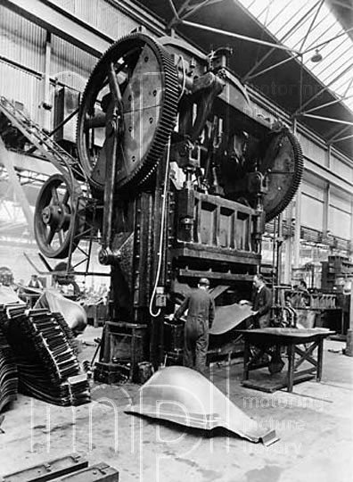 vauxhall factory